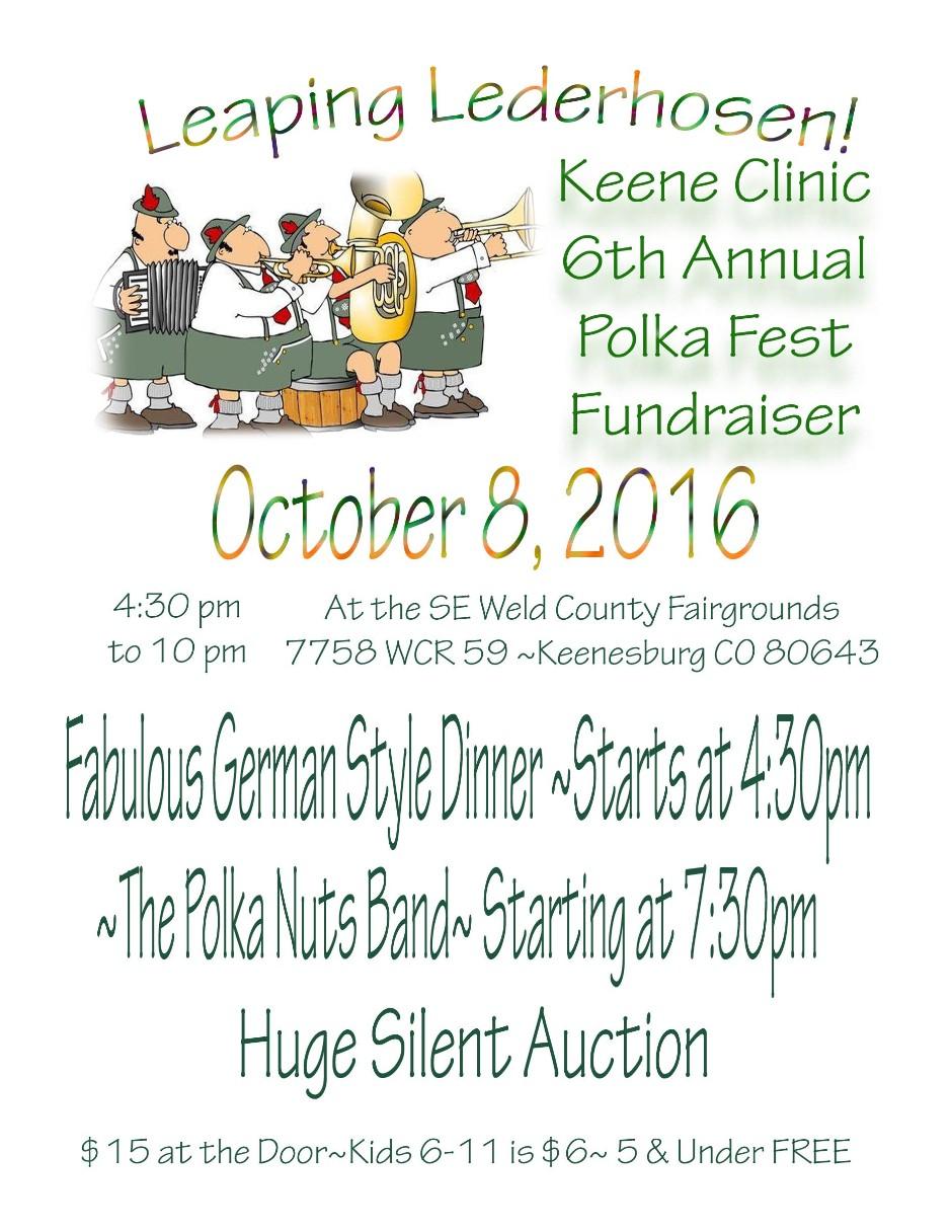 2016 fundraiser flyer keene clinic keenesburg colorado 80643 i76 2016 fundraiser flyer keene clinic keenesburg colorado 80643 i76 exit 39